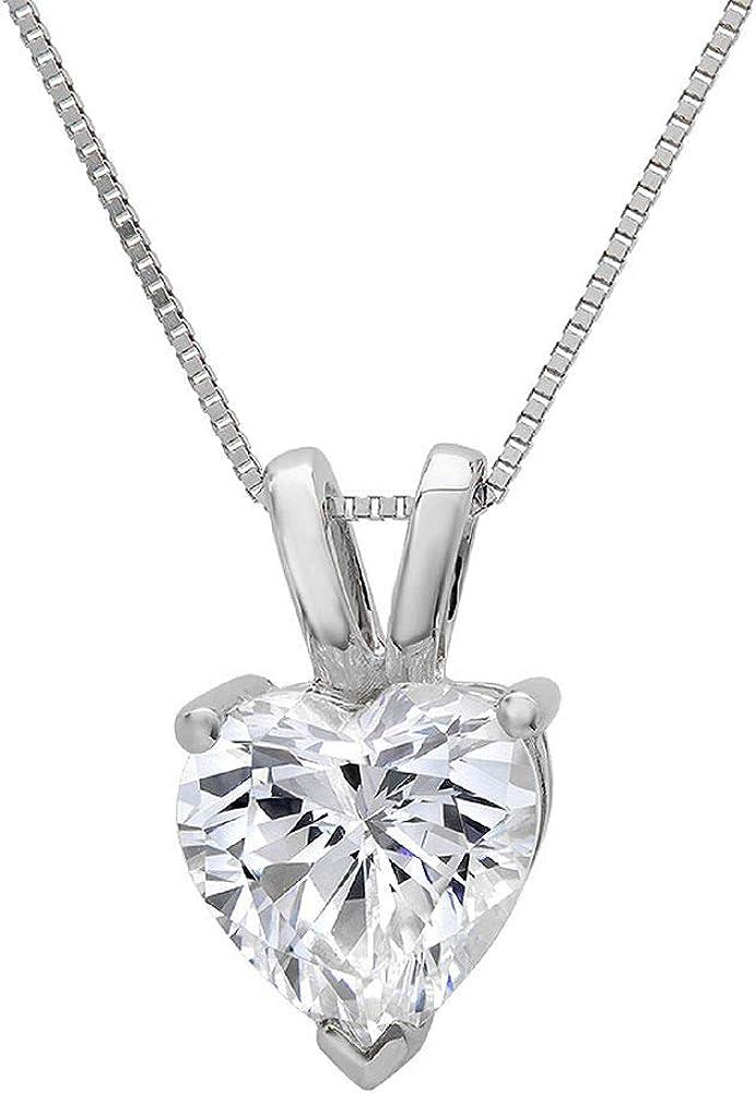 Clara Pucci 2.0 ct Ranking TOP17 Brilliant Stunning Flawless Tucson Mall Genuine Heart Cut