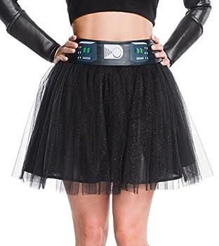 Rubie s Adult Star Wars Darth Vader Costume Tutu Skirt black One Size