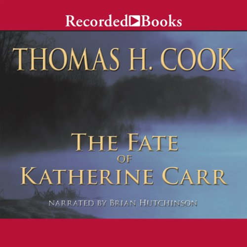 The Fate of Katherine Carr audiobook cover art