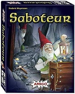 Amigo Games Saboteur Game - Card Game (18750)