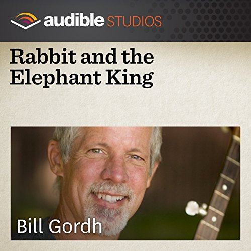 Rabbit and the Elephant King cover art