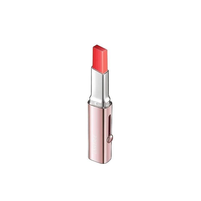 あたたかいますますミネラル【ラネージュ】階層リップバー(1.9G)/ Layering Lip Bar-6つのカラーでのグラデーションカラー演出 (#5 WITTY CORAL)