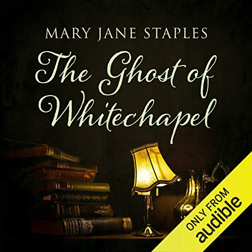 The Ghost of Whitechapel cover art
