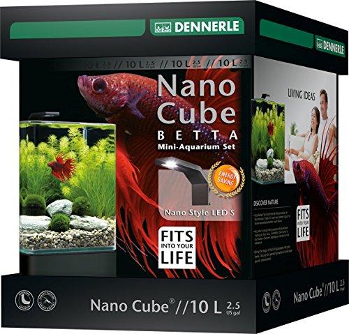 Dennerle Nano Cube Complete+ 10 Liter – Komplett-Set - 2