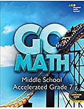 Go Math!: Student Interactive Worktext Accelerated 7 2014