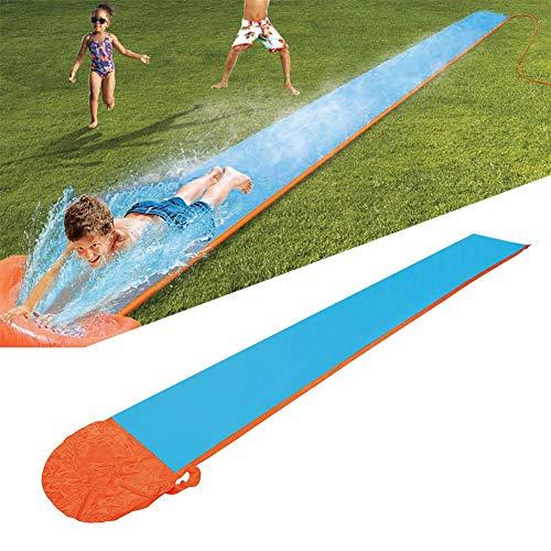 HUVE Tobogán Acuático Inflable para Niños Juguete De Surf Acuático Grueso Y Grueso Juguete Gigante Verano Patio Trasero Deslizamiento De Césped Verano Deportes Acuáticos Juguetes para Actividades