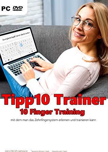 10-Finger System Trainer Schreibtrainer Schreiben lernen mit System.Kinderleicht.