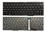 KENAN New Laptop Replacement Keyboard (Without Frame?for ASUS T100 T100CHI T100HA T100HA-FU030T, US Layout Black Color