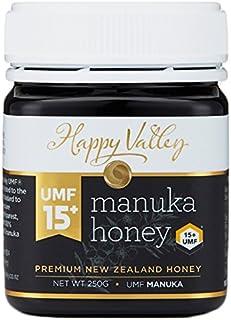 プレミアム マヌカハニー UMF 15+ 250g 専用BOX付 ニュージーランドUMF協会認定 分析証明書付 はちみつ