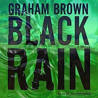 Black Rain audiobook cover art
