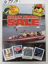 Bass Pro Shops Sizzlin' Summer Sale 1990 Catalog