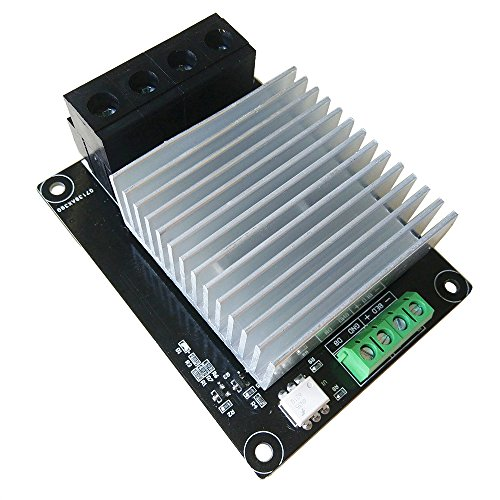 Redrex Alta Corrente Stampante 3D Riscaldamento Controller MKS MOSFET per Heatbed Estrusore MOS Modulo Exceed 30A