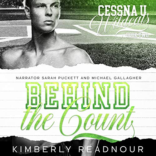 Behind the Count audiobook cover art