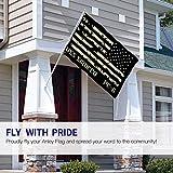 Eriesy Flagge Gartenflaggen USS Sirocco Flag 3' X 5' Ft Outdoor Flags Banner Breeze Flag