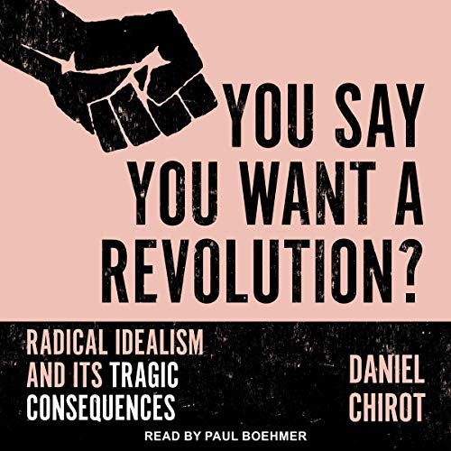 You Say You Want a Revolution? cover art