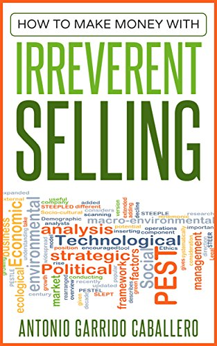IRREVERENT SELLING: How to make money with