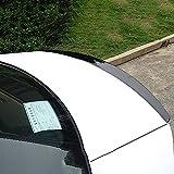 TBJDM Alerón Trasero Abs Alerón De Techo Alerón Trasero Adecuado para Audi A4 B8 B9 2009 2010 2011 2012 2013 2014 2015 2016, Accesorios De Estilo De Modificación De Coche