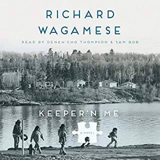 Keeper'n Me                   Auteur(s):                                                                                                                                 Richard Wagamese                               Narrateur(s):                                                                                                                                 Deneh'Cho Thompson,                                                                                        Sam Bob                      Durée: 9 h et 30 min     21 évaluations     Au global 4,8