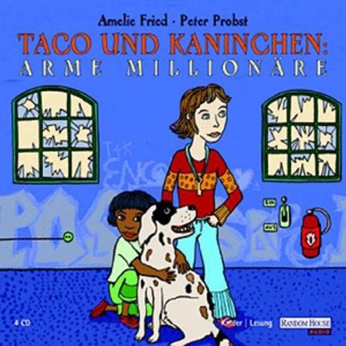 Arme Millionäre (Taco und Kaninchen) Titelbild