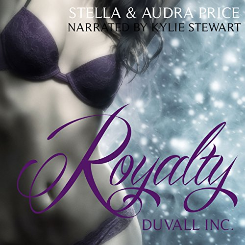 Royalty audiobook cover art