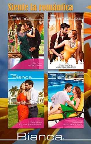 E-Pack Bianca abril 2019 eBook: Pammi, Tara, Estevez Martin, Alejandra, De La Barrera Morales, Inés, Robleda Ramos, Ana: Amazon.es: Tienda Kindle