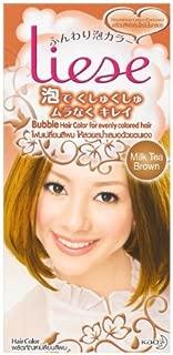 Liese Bubble Hair Colour Milk Tea Brown
