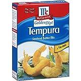 McCormick Golden Dipt Tempura Seafood Batter Mix, 8 oz