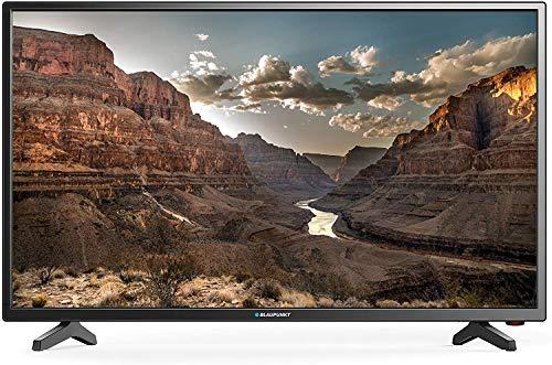 Blaupunkt Smart D-LED HD TV, 102 cm (40 Zoll) 1080p, DVB-T/T2/C/S/S2, HEVC H.265, USB Multimedia, WiFi, Miracast, Netflix, BLA-40/138Q-GB-11B4-FEGBQPX-EU