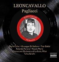 Pagliacci by R. LEONCAVALLO (2006-08-01)