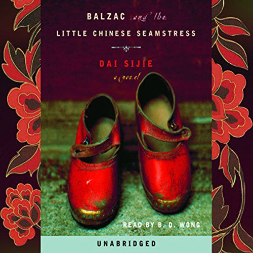 Balzac and the Little Chinese Seamstress audiobook cover art