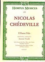 Il pastor fido. Sechs Sonaten fuer Floete, Oboe oder Violine und Basso continuo