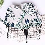 Bianco di signora dell'ombrello delle donne di progettazione di astrattismo di modo dell'ombrello dell'ombrello del modello dell'albero di felicità dell'unguento