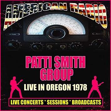 Live In Oregon 1978 (Live)