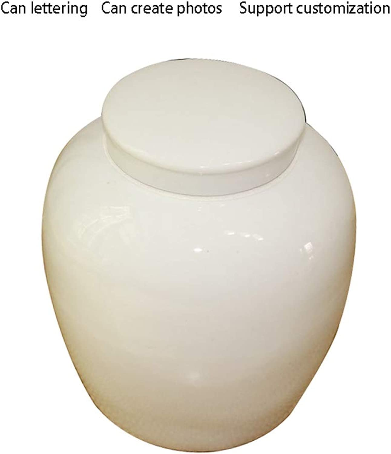 NYJ Urn, Cremation Urns For Pets, Pet Urn, Ceramic Sealed