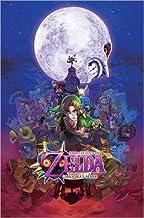 Póster The Legend Of Zelda - Majora's Mask - cartel económico, póster XXL