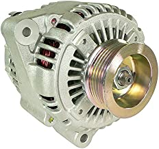 DB Electrical AND0267 Alternator (For Acura LC 01 02 03 31100-P8E-A21, Acura TL 99 00 01 02 03)