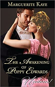 The Awakening of Poppy Edwards (A Time for Scandal Book 2) by [Marguerite Kaye]