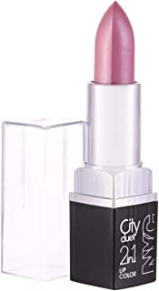 City Duet 2 IN 1 Lip Color - 3.8 grams by NYC, Vintage Pink