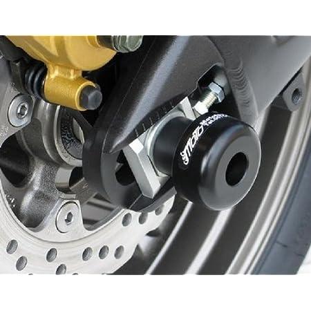 Satz Gsg Moto Sturzpads Hinterrad Kawasaki Zx 6r Zx636c 05 06 Auto