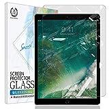 ベルモンド iPad Pro 12.9 (2017 / 2015) 透明 ガラスフィルム 高透過 表面硬度9H スムースタッチ 指紋防止 飛散防止 気泡防止 BELLEMOND iPad Pro 12.9 (2017 / 2015) GCL 479