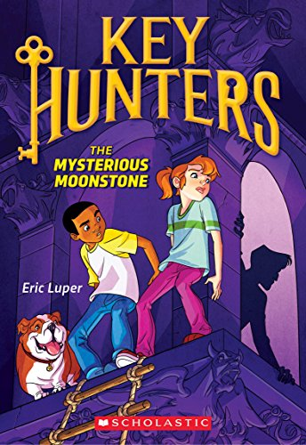 The Mysterious Moonstone (Key Hunters #1), Volume 1