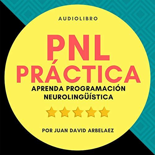 Diseño de la portada del título PNL Práctica : Aprenda Programación Neurolingüística Fácil!