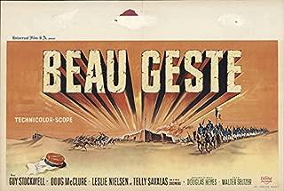 Beau Geste 1966 Authentic 14.25