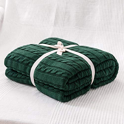 KOGM Flannel fleece on the bed,It can be used as bed sheet/sofa blanket/baby/stroller blanket/nap blanket.