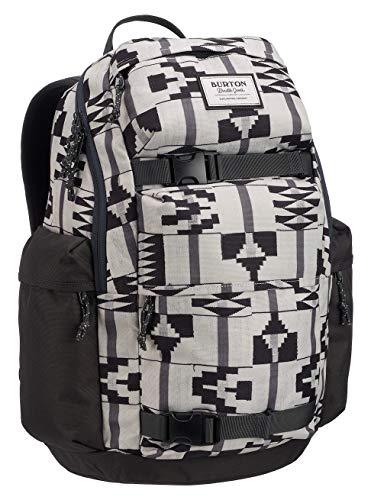 Burton Erwachsene Kilo Pack Daypack, Pelican Brickstripe