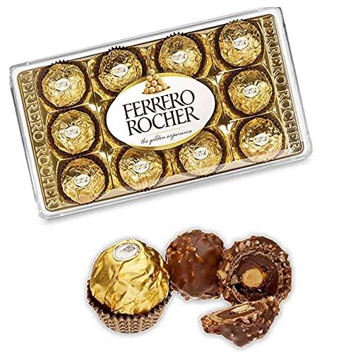 Bombom Ferrero Rocher Collection com 7 unidades
