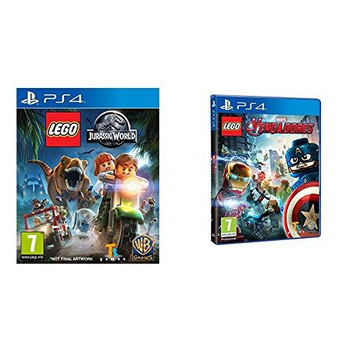 LEGO Jurassic World + Vengadores - [Edición: España]
