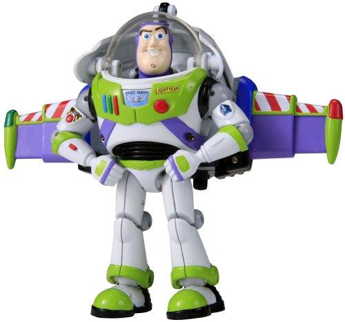 TOY STORY - Figurine Transformers - Buzz l'éclair