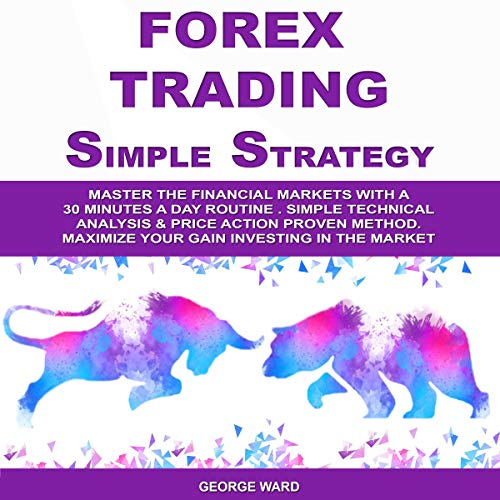 Forex Trading Simple Strategy audiobook cover art