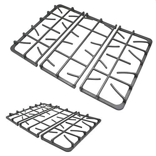 316465603 Range Surface Burner Grate Set Genuine Original Equipment Manufacturer (OEM) Part